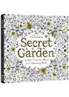 秘密花園/Secret Garden: An Inky Treasure Hunt and Colouring Book