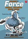 畫出力的表現02:動物姿態及設計概念